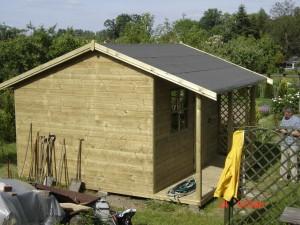 domek ogrodowy z zapleczem gospodarczym (1)